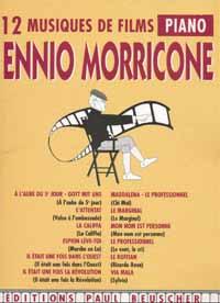 Ennio Morricone Ноты